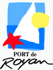 Logo du port de royan