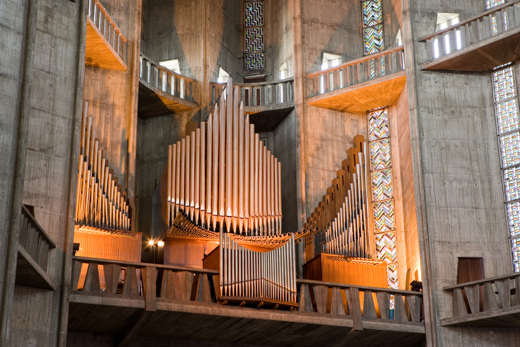 photo de l'Orgue Notre-Dame de Royan
