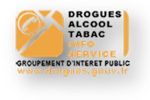 Picto addictions drogues alcool info service